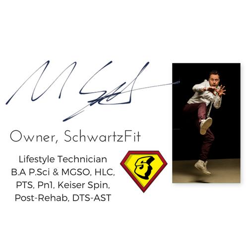 Owner, SchwartzFit